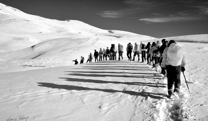 Erciyes - TDF Kış Gelişim